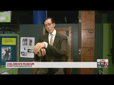 Ripley's Believe It or Not! exhibit now open at the Children's Museum of Indianapolis