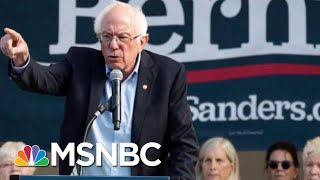 Could Sanders' Heart Attack Impact His 2020 Bid? | Morning Joe | MSNBC