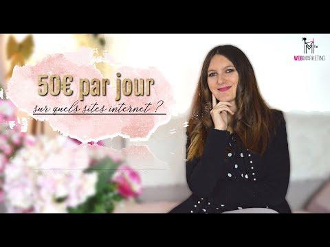 7 Sites Pour Gagner 50€ Par Jour (plateformes d'affiliation)