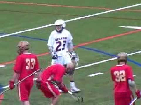 Guilford Men's Lacrosse vs. Otterbein 3/25/10 Highlights ...