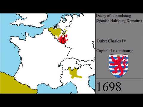 The History of Luxembourg: Every Year