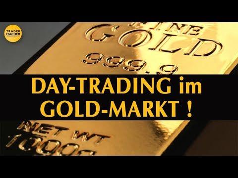DAY-TRADING im GOLD-MARKT!