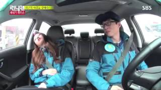 EXID Funny Clip #15- Hani Falls Asleep