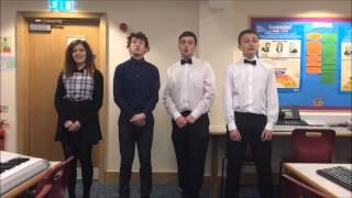 FiveWays Barbershop Quartet (FBQ) - Outkast Medley (2015)