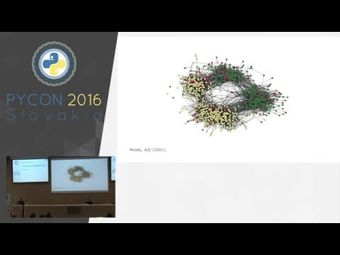 Johannes Wachs - Analyzing Networks In Python