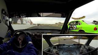 2015 Arse-Freeze-Apalooza at Sears Point - Stint 1 with Christian