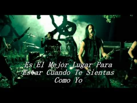 Bullet For My Valentine-All These Things I Hate (Subtitulado Al Español)
