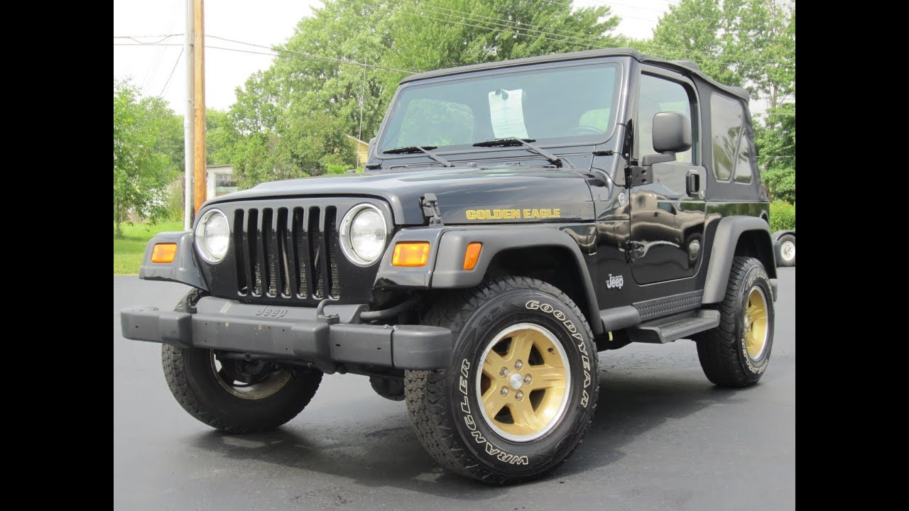 2006 Jeep Wrangler Golden Eagle 4 0l 6 Speed 4x4 Sold Youtube