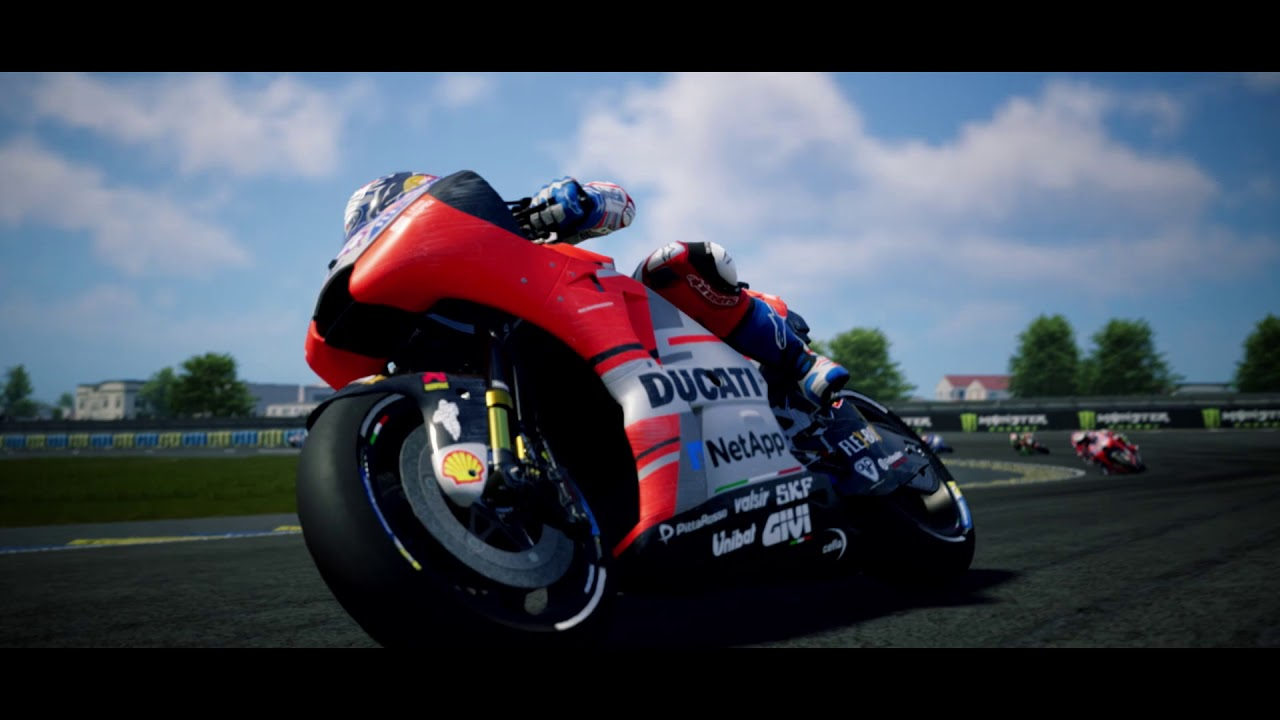 Motogp 18 New Features Revealed By Milestone In Trailer