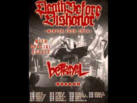 Death Before Dishonor LIVE@The Ottawa Tavern (Jan. 11, 2014)