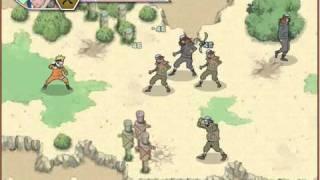 Naruto: Battle for Leaf Village