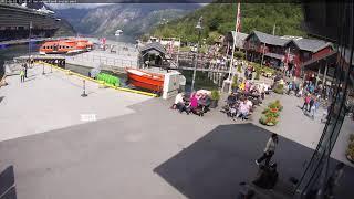 Preview of stream Geirangerfjord cruise port, Geiranger