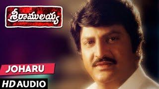 Joharu Joharu Full Song Sri Ramulayya Movie Songs Mohan Babu, Nandamuri Harikrishna, Soundarya