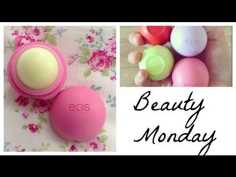 Makeup Monday: How to clean EOS Lip Balm