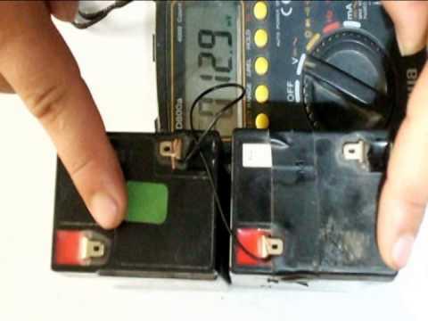 Como Conectar Las Baterias En Serie Y Paralelo Completo