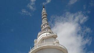 Ambuluwawa Tower Gampola | GoPlaces Sri Lanka