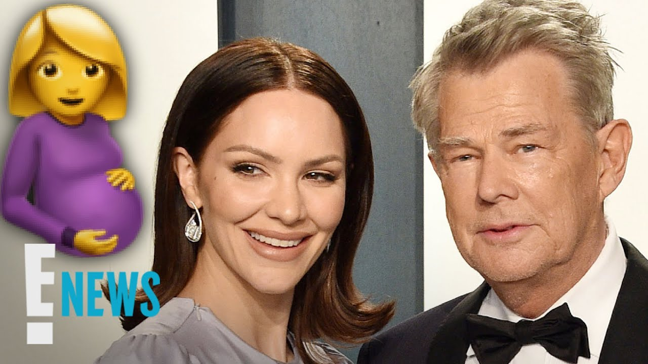 Katharine McPhee Is Pregnant, Expecting First Baby With David Foster