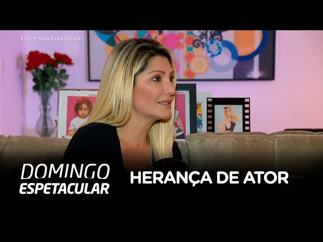 Antônia Fontenelle ganha processo sobre herança de ator Marcos Paulo