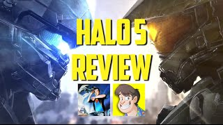 Halo 5: Guardians (XBOX One) Review with Larry Bundy Jr