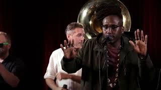 Lowdown Brass Band - Ranura de la Noche - 6/28/2018 - Paste Studios - New York, NY