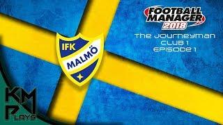 Lets Play Football Manager 2018 European Journeyman - REBOOTED - C1 E1 FM2018 FM18 FM 2018 FM 18