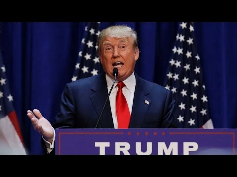 Donald Trump Like Adolph Hitler With Immigration Plan