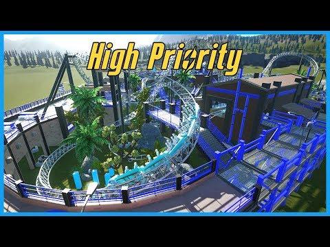 High Priority! Coaster Spotlight 457 | Contest Entry #PlanetCoaster