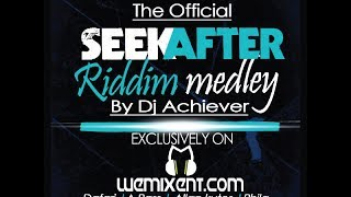 Deejay Achiever - Seek After Riddim Medley Featuring allstars - music Video
