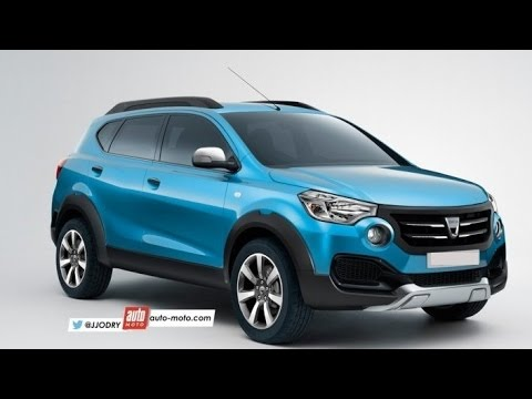 Renault Datsun Go-Cross 2017-18 |India |Design ...