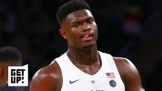 Will Zion Williamson land with the Knicks? | Get Up!