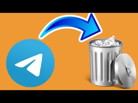 Вопрос: Как удалить аккаунт Telegram на Android?