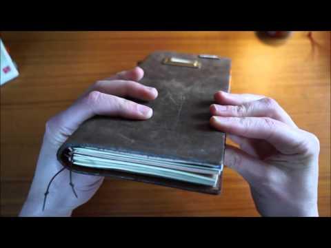 Traveler's Notebook: TOUR | UNBOXING | GENERAL SHENANIGANS