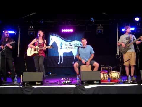 Rosie Eade Band - Your Face Smiles, Village Pump Festival, Wiltshire July 2015