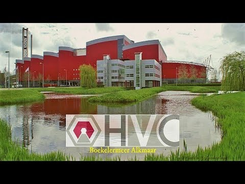 Waste-energy plant HVC Alkmaar The Netherlands 03-12-2018 Vlog 379