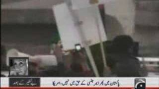 More new video footage of Benazir Bhutto assassination