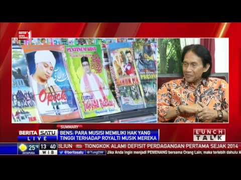 Lunch Talk: Hargai Karya Musik Indonesia #3
