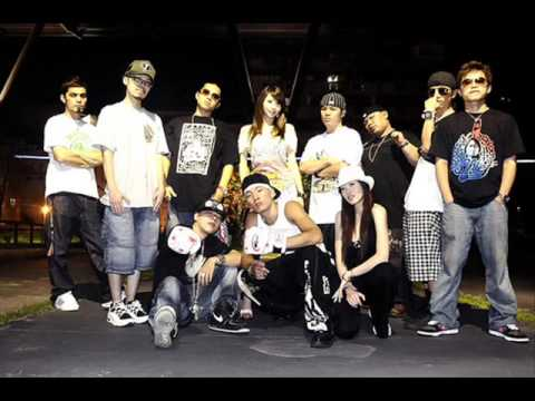 Taiwan Hip-Hop / R&B (Chinese)