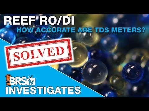 How Accurate Are The TDS Meters On Our RODI Units? | BRStv Investigates