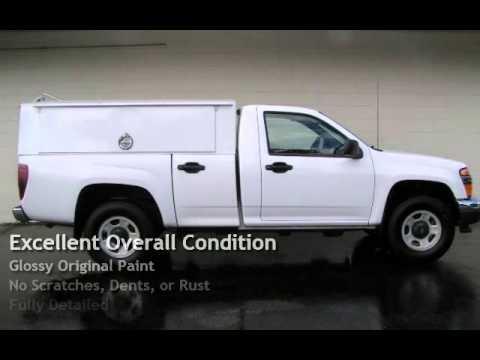 2011 chevrolet colorado midbox utility for sale in cedar rapids ia youtube. Black Bedroom Furniture Sets. Home Design Ideas