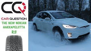Nokian Hakkapeliitta R3 | Excellent winter tire grip with NO STUDS!