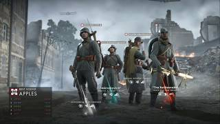 Battlefield 1 - Domination - Amiens - Casual Play