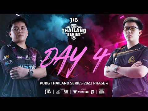 🔴 ไลฟ์สด! PUBG Thailand Series 2021 Road to PCS4 APAC (วันที่ 4)