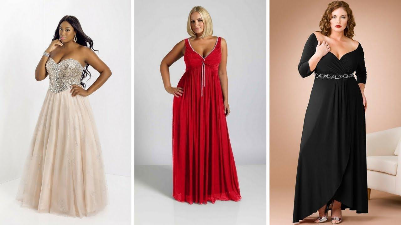 Vestidos Formales Para Gorditas Moda Fashion Vestidos Formales Gorditas