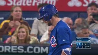 August 23, 2016-Chicago Cubs vs. San Diego Padres