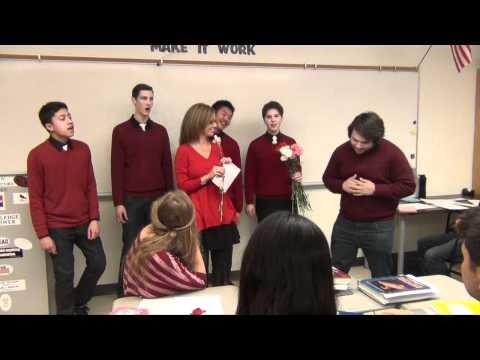 FVHS Choir Valentine Grams
