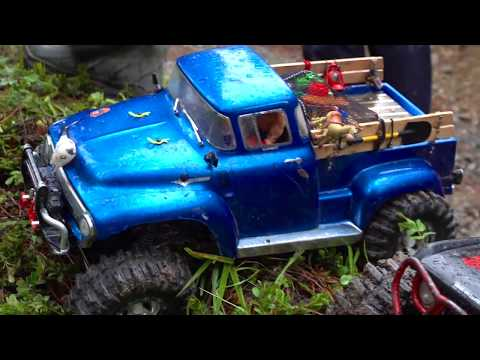 TTC 2019 - Eps 2: RALLY (PT 2) TUFF TRUCK COMPETITION - Rude Boyz | RC ADVENTURES