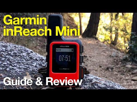 In-Depth Garmin InReach Mini Review - HikingGuy.com