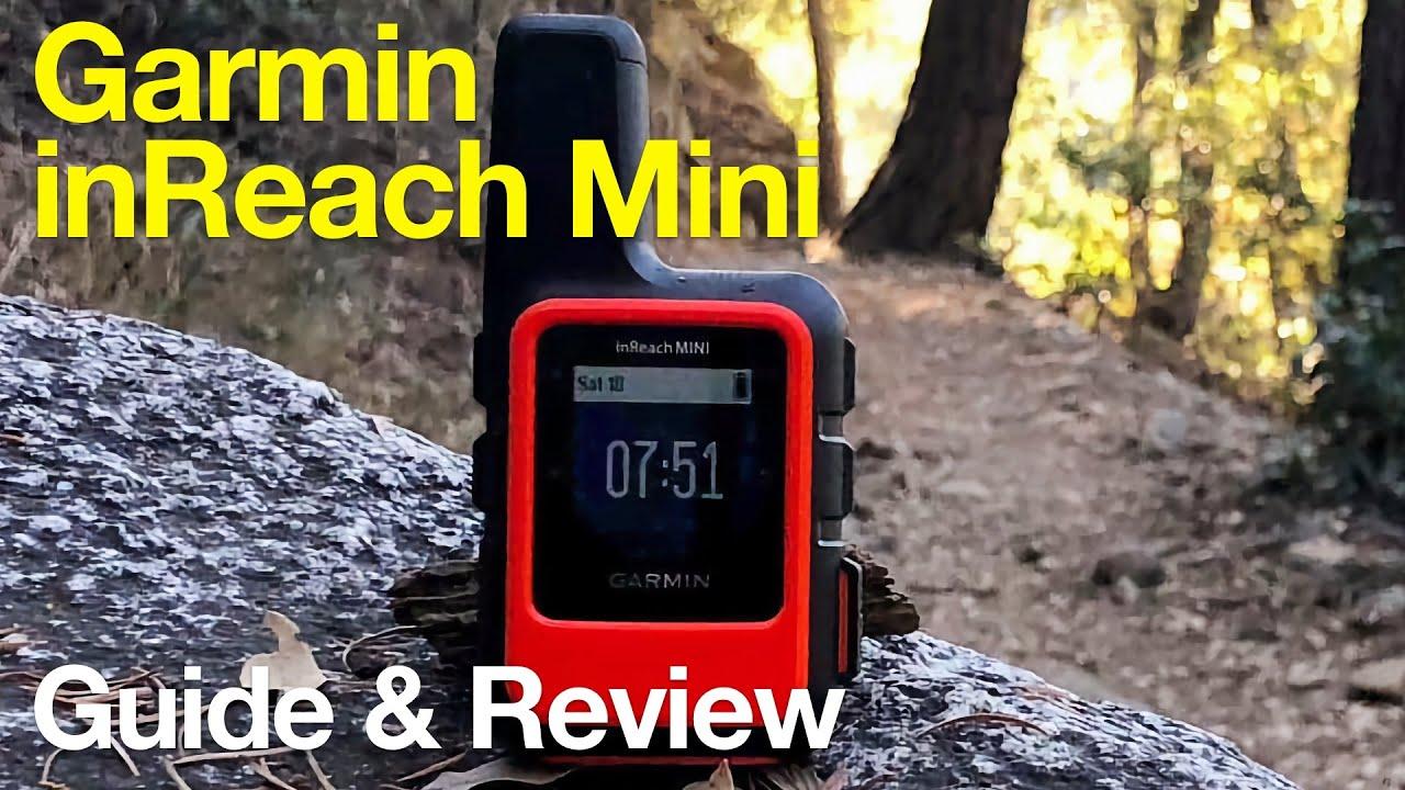 In-Depth Garmin inReach Mini Review (2019) - HikingGuy com