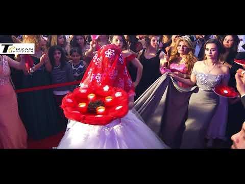 Kurdische Hochzeit /Sahud & Zuozan / Sänger: Fahmi & Aziz / Powered by Terzan Television™