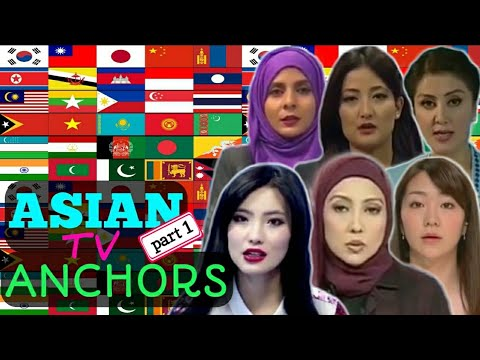 30 ASIAN LANGUAGES  [anchorwomen]